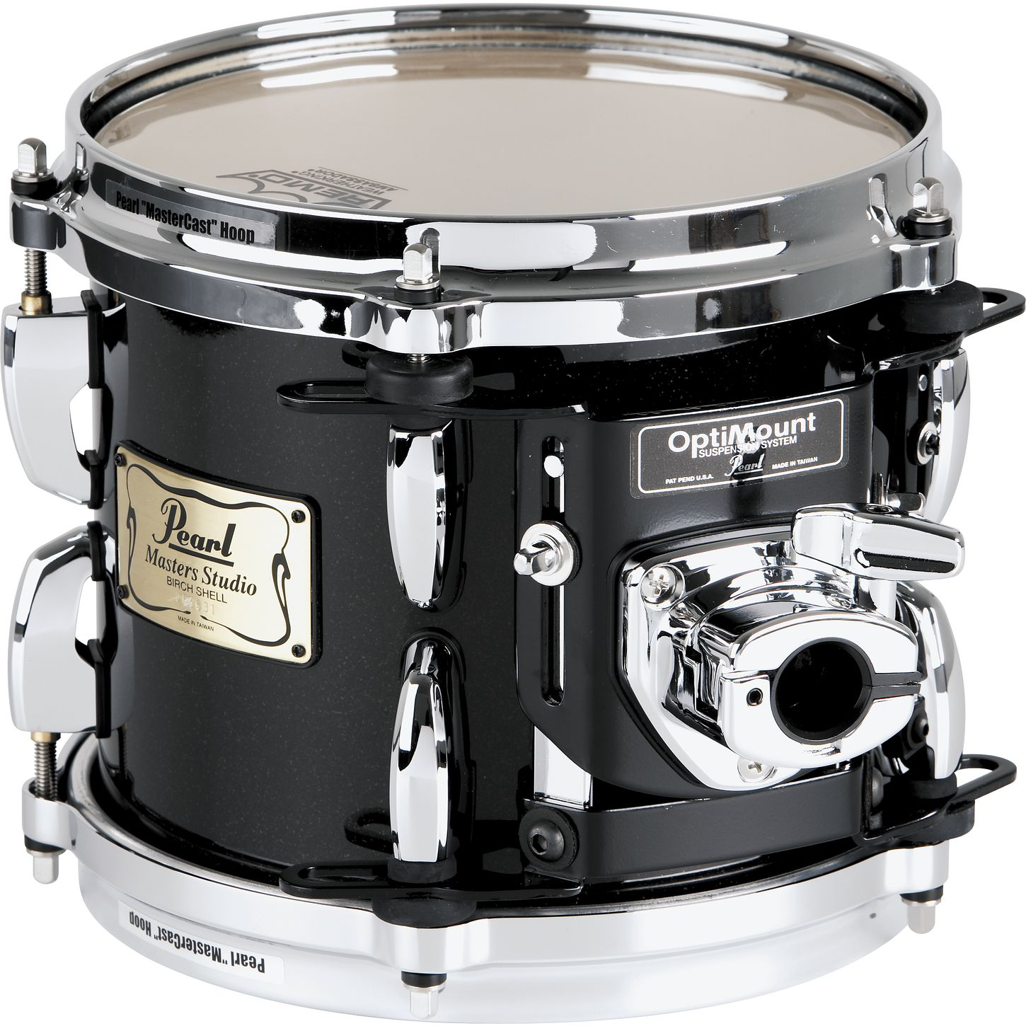 Pearl brx mounted tom drum music
