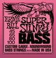 Ernie Ball2834 Super Slinky Roundwound Bass Strings