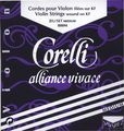 CorelliAlliance-Vivace Violin Strings