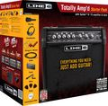 Line 6Totally Amp'd Spider IV 15 Guitar Amp Starter Pack