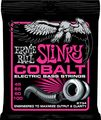 Ernie Ball2734 Cobalt Super Slinky Electric Bass Strings