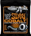 Ernie Ball2733 Cobalt Hybrid Slinky Electric Bass Strings