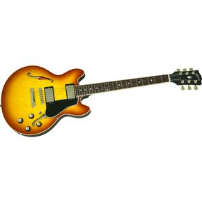Gibson ES-339 Semi-Hollow Electric Guitar with '59 Rounded Profile Neck Light Caramel Burst