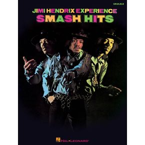 Hal Leonard Jimi Hendrix Smash Hits For Ukulele