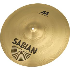 Sabian AA Concert Band Cymbals 18 in. Brilliant Finish  thumbnail