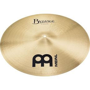 Meinl Byzance Medium Sizzle Ride Traditional Cymbal 20 in. -thumbnail