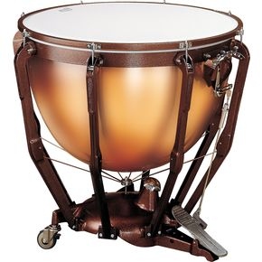 LudwigProfessional Series Timpani Concert Drums32 in. with Gauge thumbnail