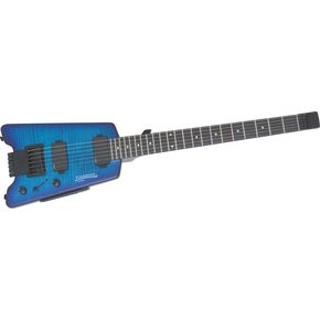 Steinberger Synapse SS-2F Custom Electric Guitar Transparent Blue  thumbnail