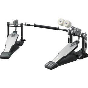 Yamaha Double Bass Drum Pedal, Double Chain Drive with Long Footboards   thumbnail