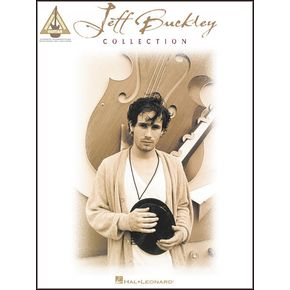 Hal Leonard Jeff Buckley Collection Guitar Tab Songbook  -thumbnail