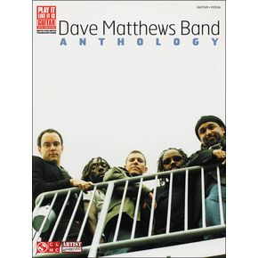 Cherry Lane Dave Matthews Band - Anthology Guitar Tab Songbook   thumbnail