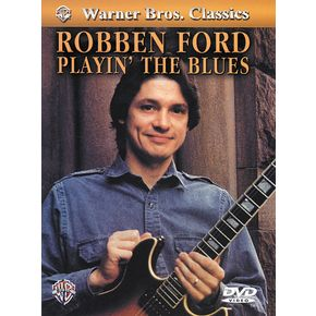 Alfred Robben ford - Playin' the Blues DVD   thumbnail