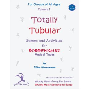 Boomwhackers Totally Tubular Volume 1 Book/CD   thumbnail