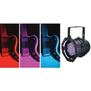 American DJPro64B LED PAR Can with RemoteRegular888365144085 thumbnail