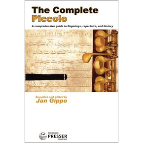 Carl Fischer The Complete Piccolo Book  -thumbnail