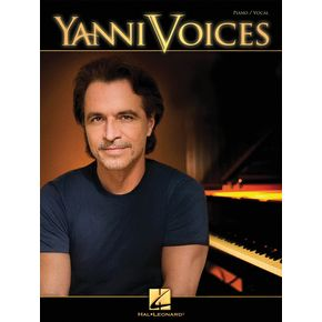 Hal LeonardYanni - Voices Vocal Piano Songbook thumbnail