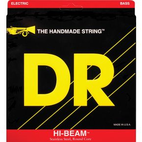 DR Strings Hi-Beams Heavy 4-String Bass Strings   thumbnail