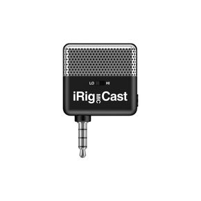 IK MultimediaiRig MIC Cast Voice Recording Mic For iPhone/iPod Touch/iPad thumbnail